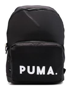 f90bedddc2 PUMA black Originals Backpack Trend C81FDAC261B558GS 1