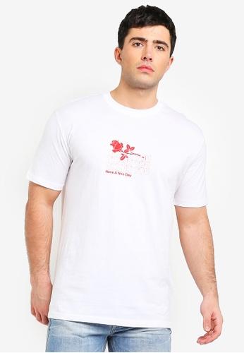 c364b0e1f Buy Factorie Graphic T Shirt Online on ZALORA Singapore