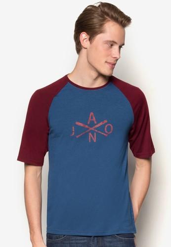 名稱精緻撞色TEE、 服飾、 T恤JAXON品牌設計撞色TEE最新折價