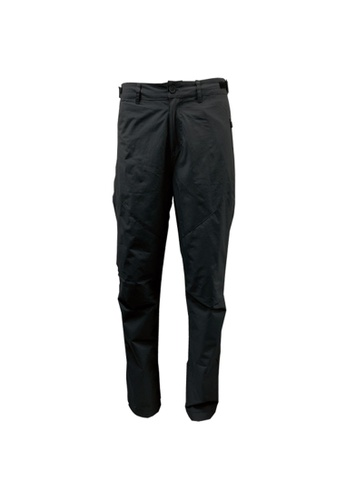 Universal Traveller black Universal Traveller Wind Block Pants With Fleece Lining - FP 9089 48889AA6B14E46GS_1