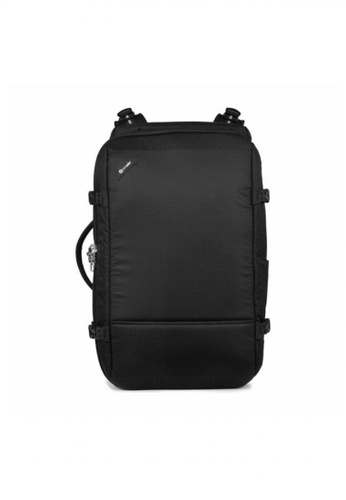 Pacsafe black Pacsafe Vibe 40L Anti-Theft Carry-On Backpack (Jet Black) 44A9DACEC5CA0BGS_1