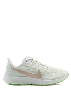 size 40 f522f c8355 Nike grey Women's Nike Air Zoom Pegasus 36 Shoes 07A0ASH05C7783GS_1