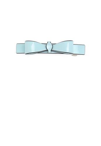 Glamorousky blue Simple and Fashion Light Blue Ribbon Hair Clip AD2B9ACA9DDDD7GS_1