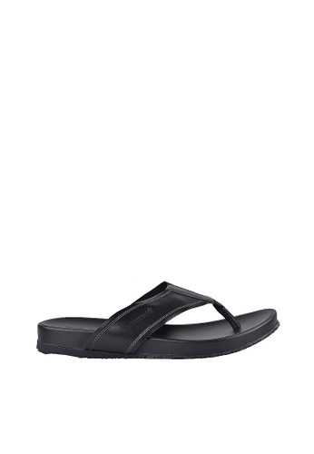 Obermain black Obermain Gray Strap In Black 2D038SH32B684CGS_1