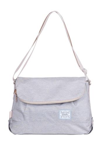 Caterpillar Bags & Travel Gear Essential Vintage Round Shoulder Bag CA540AC11EHGHK_1