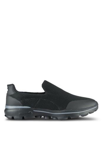 UniqTee black Lighweight Breathable Mesh Sporty Sneakers UN097SH0RS4DMY_1