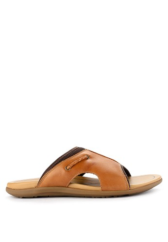 Hush Puppies brown Sander 3 Slide 0A336SH6F75C08GS_1
