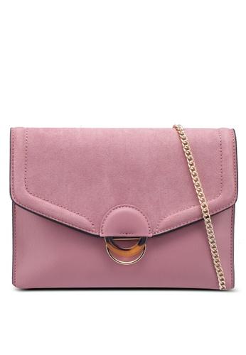828861ecd7 Buy TOPSHOP Cairo Clutch Bag Online on ZALORA Singapore