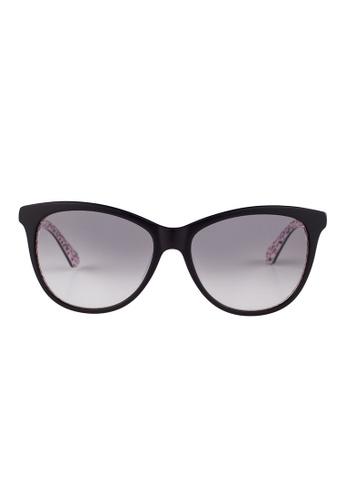 51036ff3a8 Kate Spade black Kate Spade Jizelle Black Sunglasses UYY9O KA433AC22JUBMY 1