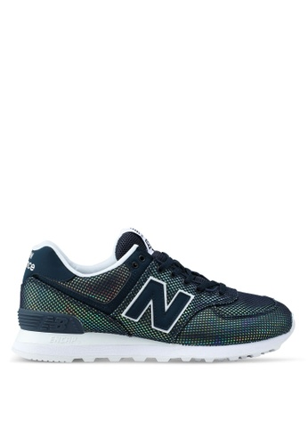 New Balance multi 574 Lifestyle Sneakers A4352SH4F984BDGS_1