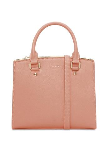 VINCCI pink Satchel Bag 94CA9AC1D760B2GS_1