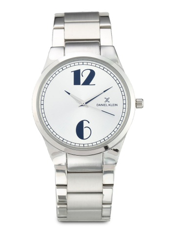 Daniel Klein silver Daniel Klein Silver Male Watches - DK10783-5 87C1AACD2471ABGS_1