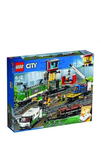 LEGO® multi City 60198 Cargo Train, Age 6-12, Building Blocks (1226pcs) 4527EKCF8EF11FGS_1