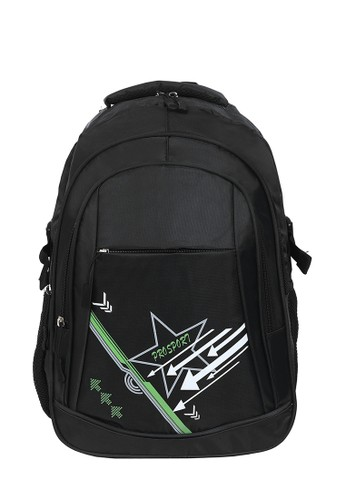 Prosport black Backpack Prosport 9385-06 Black 27993AC85D20C7GS_1