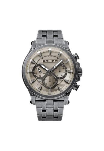 Police black Police TAMAN Men's Watch - PL15920JSQU/20M E3584ACD891792GS_1