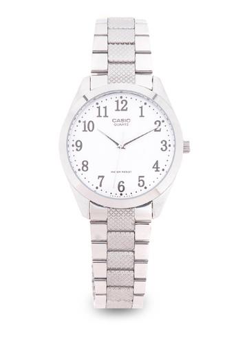 Casio silver Analog Watch MTP-1274D-7BDF CA076AC95LSMPH_1