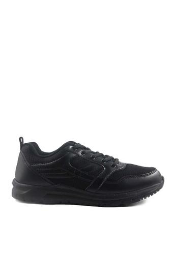 Pallas black Pallas Jazz Lo Cut Shoe Lace 306-0194 Black 3EA71SHA7E1E9CGS_1
