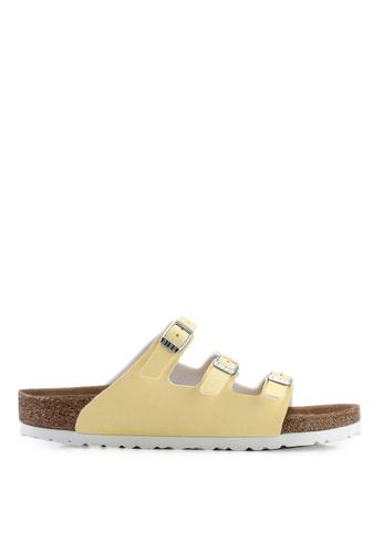 297109e1b5bd1 Shop Birkenstock Florida Fresh Sunkissed Sandals Online on ZALORA  Philippines