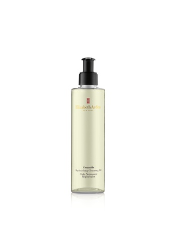 Elizabeth Arden gold Ceramide Replenishing Cleansing Oil EL686BE66TPDMY_1