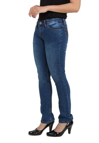 Brielle Jeans blue Cutbray Jeans 9133 C7737AAB1EDD27GS_1