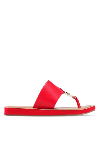 ALDO 紅色 Yilania 涼鞋 AEE0ESH93EE968GS_1