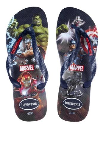 Havaianas multi Top Marvel Flip Flops EDB52SH37E36CFGS_1