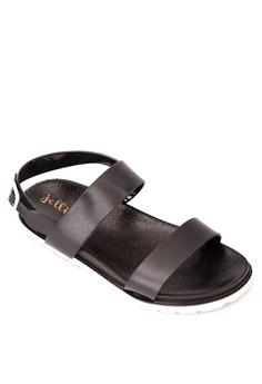 Emily Flat Sandals