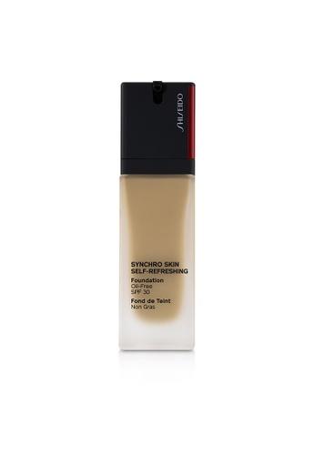 Shiseido SHISEIDO - Synchro Skin Self Refreshing Foundation SPF 30 - # 330 Bamboo 30ml/1oz 8391DBE359ECB0GS_1