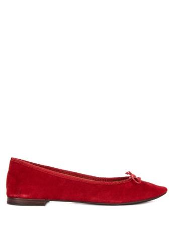 AEROSOLES red Homerun Ballet Flats C7946SHFA85556GS_1
