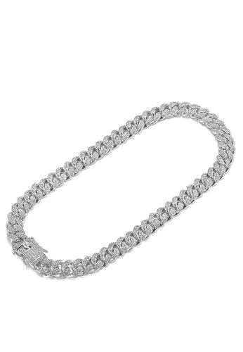 HAPPY FRIDAYS Stylish Zircon Alloy Necklaces DWX0741-1 97EB0ACB62E776GS_1