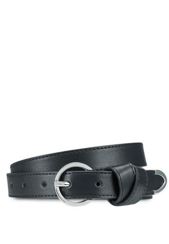 Pieces black Daline Jeans Belt 5972FAC80E6BAAGS_1