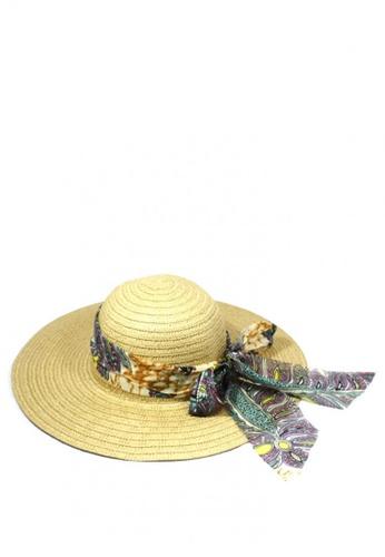 Shop HEY SWEETY Round Beach Floopy Hat Online on ZALORA Philippines 5f9475cc72c