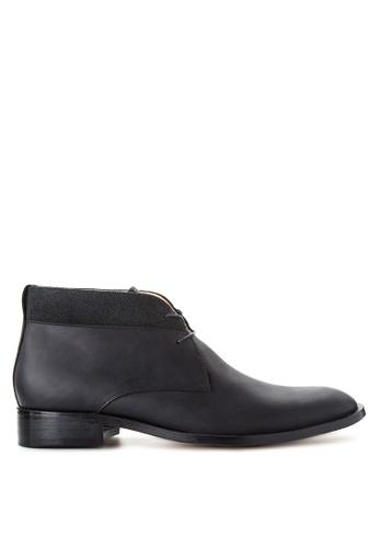 Bristol Shoes black Maxfield Black Chukka BR842SH45QNEPH_1