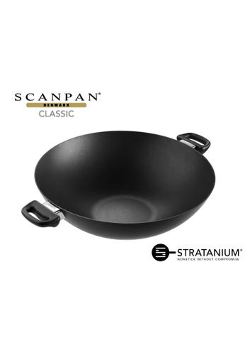 SCANPAN SCANPAN Classic 38cm Wok 04D13HLF39AA5EGS_1
