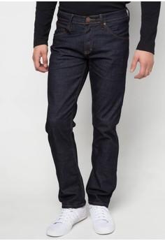 Slim Tapered Denim Pants