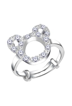 Mickey Mouse Stone Ring
