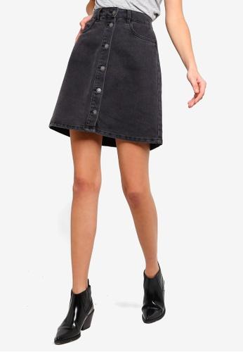 69f2134c8e Buy ONLY Farrah Denim Skirt | ZALORA HK