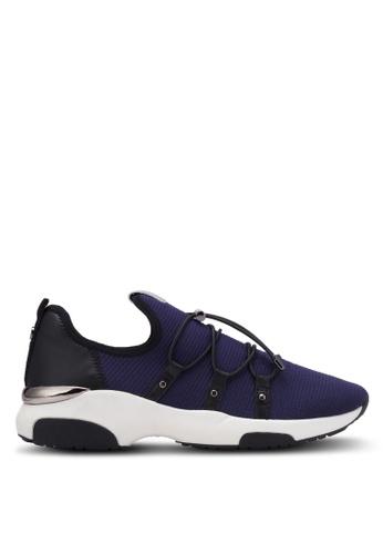 Carvela KG navy Lindsey Sneakers CA459SH0RTB6MY_1