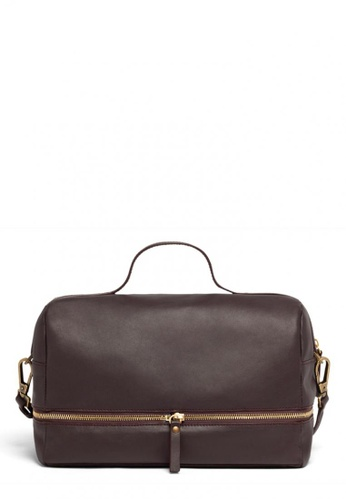 fcae71c2df Buy Lipault Lipault J.P. Gaultier Compil Boston Bag Online on ZALORA ...