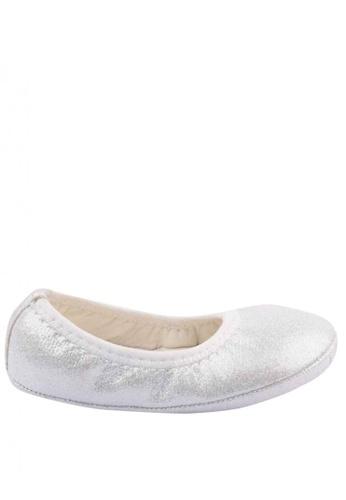 Meet My Feet white Meet My Feet Poppy (Girl's Mallow Walkers) 2A1A3KSA170984GS_1