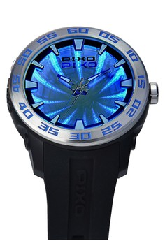Time Tunnel Watch PX-8JPBSBK-03