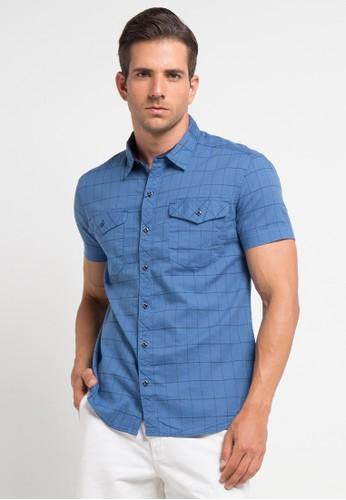 Bombboogie blue Light Dragon Shirt BO419AA0V70BID_1