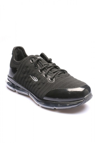 World Balance black Lucid Runner Young Kid's Shoes CCAC9KS35F7492GS_1