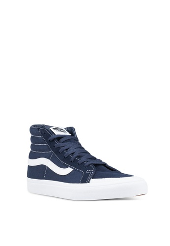 9843952a25 Buy VANS SK8-Hi Reissue 138 Suede and Canvas Sneakers Online ...