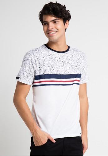 X8 white Dario T-Shirts X8323AA0UX0AID_1
