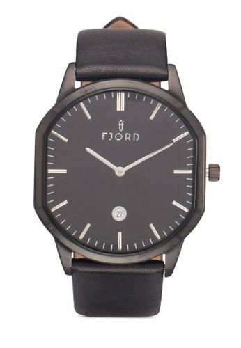 STEIN 雙指針皮革錶, 錶類esprit hk store, 飾品配件
