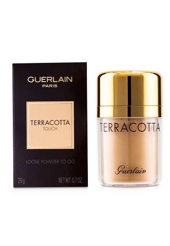 Guerlain GUERLAIN - Terracotta Touch Loose Powder To Go - # Medium 20g/0.7oz C44CFBE45E75D2GS_1