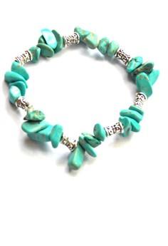 Turquoise Chips Bracelet