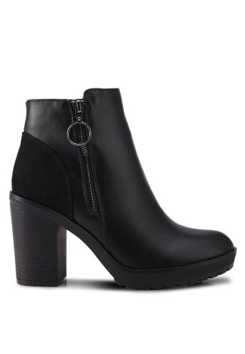 ONLY black Classic Booties ON573SH0T0DBMY_1