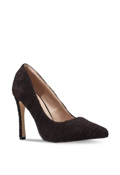 65d64d27 Nose Evening Satin Heel Pumps RM 169.00. Available in several sizes